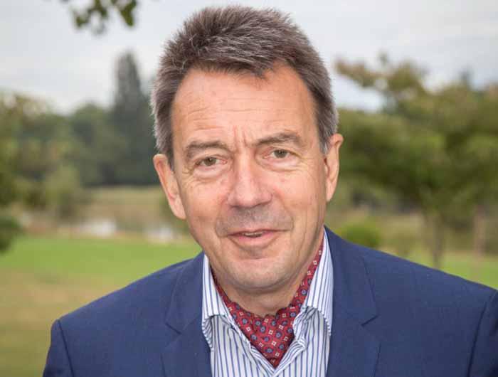 Dr. Peter Maurer