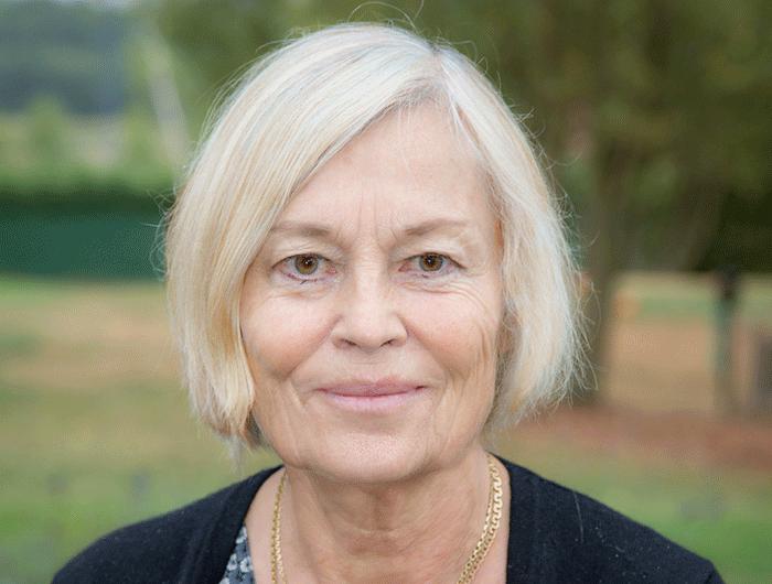 Ms. Eva von Oelreich